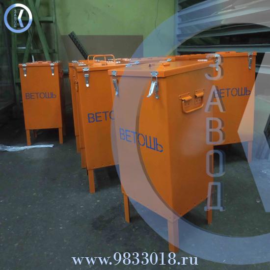 Металлические контейнеры на заказ