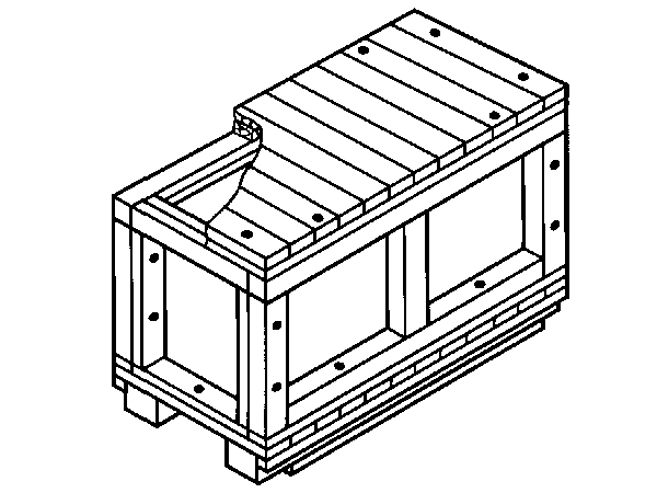 Ящики деревянные ГОСТ 10198-91