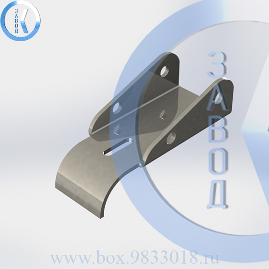 Рычаг замка тип 3 ГОСТ 14225-83