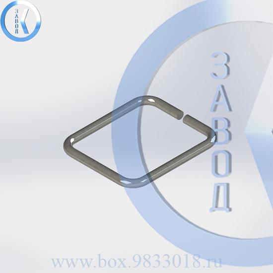 Серьга замка тип 3 ГОСТ 14225-83