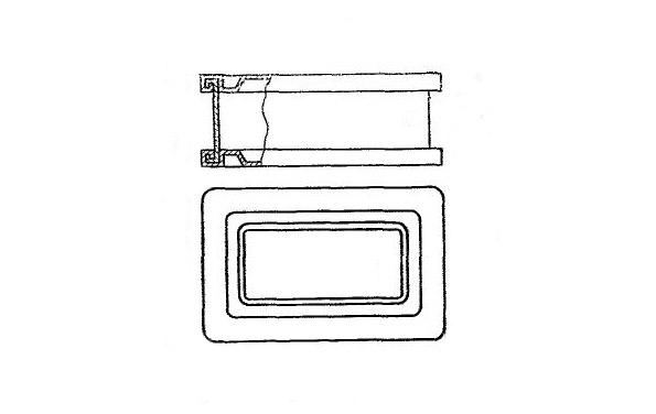 Бак металлический ГОСТ 20854-77
