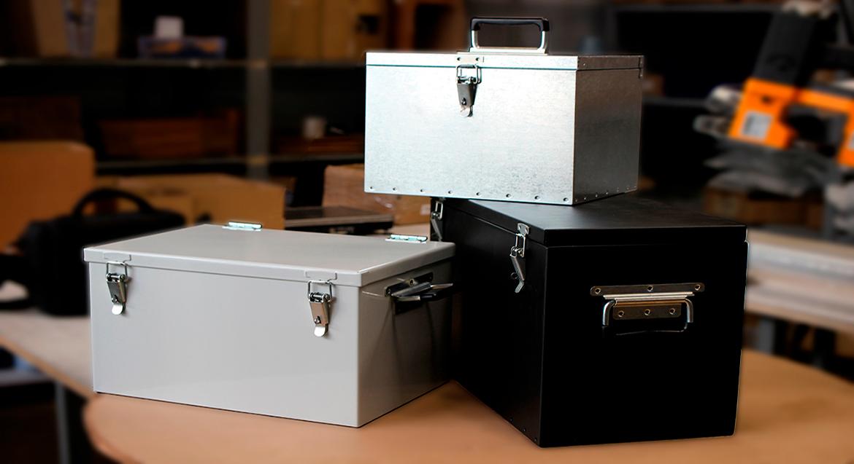 металлические ящики на заказ