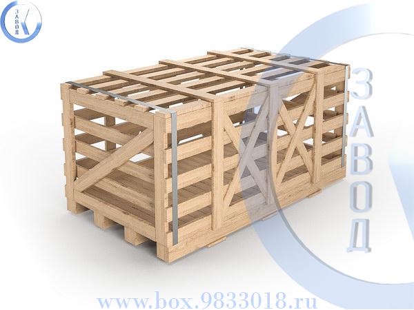 Ящик дощатый гост 2991-85