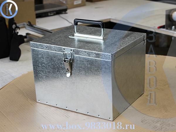 Ящик оцинкованный 11